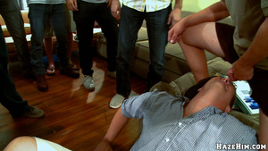 Come on! Things get hot once that buddy get his gay cock into his ass… - XXXonXXX - Pic 7