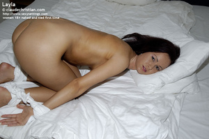 Naughty brunette babe Layla wants being  - XXX Dessert - Picture 14