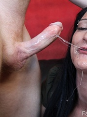 Layla is doing her first porno and - XXX Dessert - Picture 8