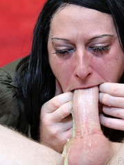 Layla is doing her first porno and - XXX Dessert - Picture 13