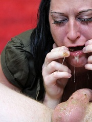 Layla is doing her first porno and - XXX Dessert - Picture 14