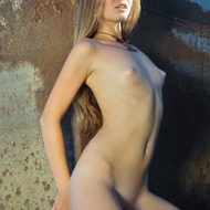 Perky tits erotic hottie slowly taking off - XXX Dessert - Picture 9