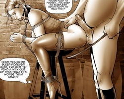 Cartoon bdsm pics of poor chicks in - BDSM Art Collection - Pic 1