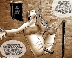 Cartoon bdsm pics of poor chicks in - BDSM Art Collection - Pic 4
