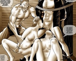 Perfect tits naked girls lerned quickly - BDSM Art Collection - Pic 1