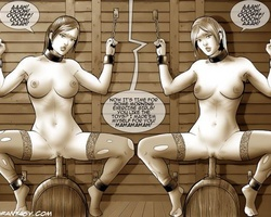 Perfect tits naked girls lerned quickly - BDSM Art Collection - Pic 4