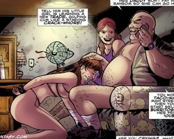 Naked slave cuties became the victims - BDSM Art Collection - Pic 1