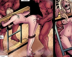 Naked slave cuties became the victims - BDSM Art Collection - Pic 5