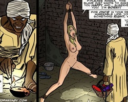 Sold on the slave market white girls - BDSM Art Collection - Pic 4