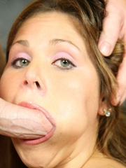 Violated cutie is stuffed and cum - XXX Dessert - Picture 6
