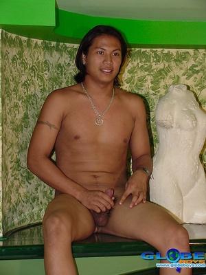 Beating his swollen gay pictures Oscar!!! - XXXonXXX - Pic 6