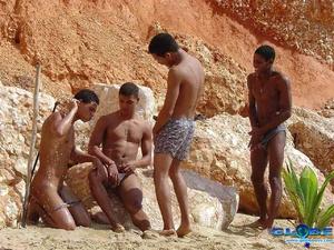 Foursome gays videos paradise somewhere in paradise… - XXXonXXX - Pic 2