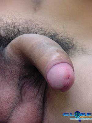 Long hirsute gay xxx cucumber is having nice time! - Picture 10