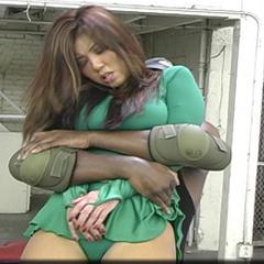 Cruel dominatrixes in sexy uniform - Sexy Women in Lingerie - Picture 2