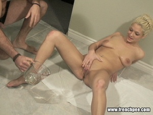 What compels you to go through such pee ordeals, sweetie? - XXXonXXX - Pic 5
