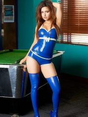 Some latina latex clothing fairies - Sexy Women in Lingerie - Picture 5