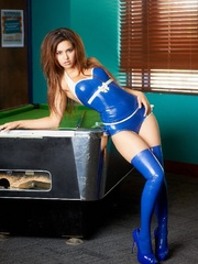 Some latina latex clothing fairies - Sexy Women in Lingerie - Picture 6