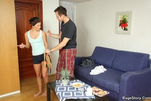 The punishment sex shows his girlfriend  - XXX Dessert - Picture 23
