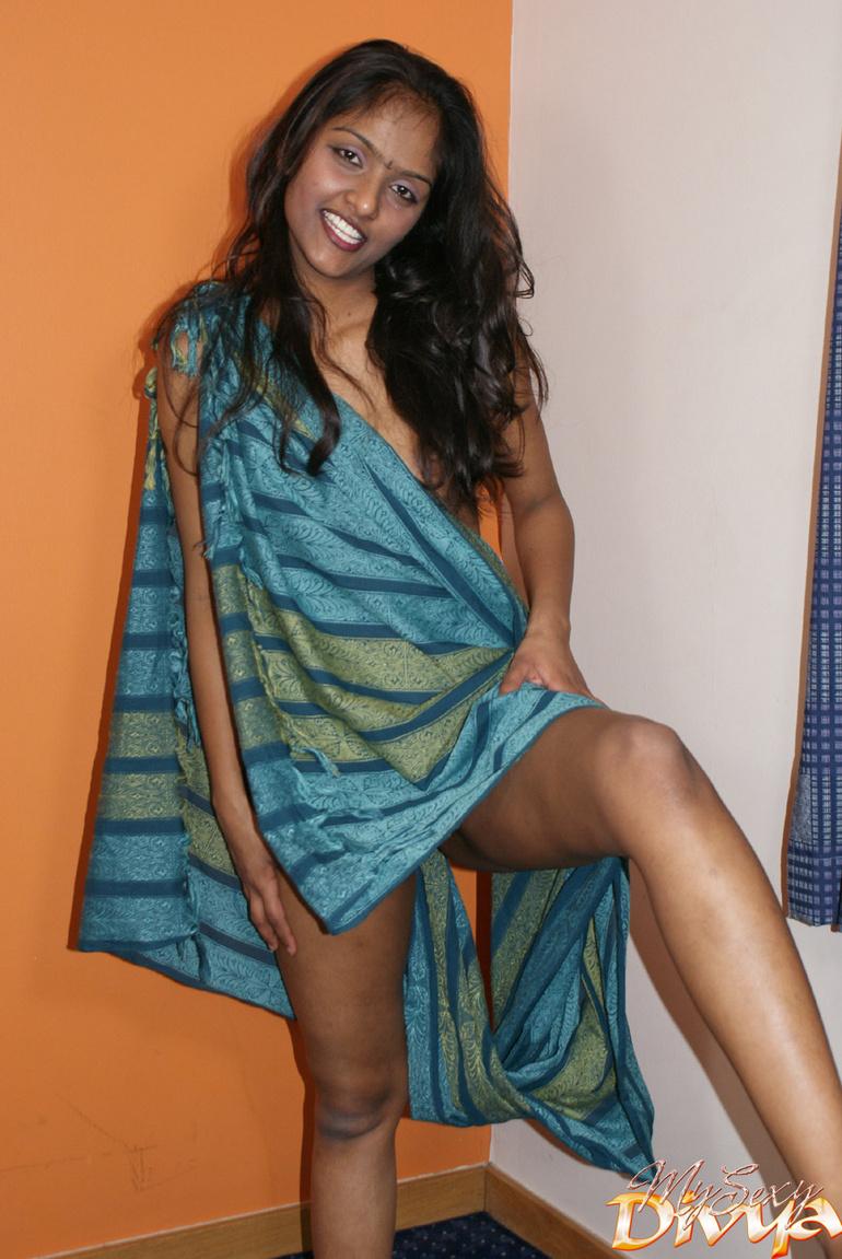 Naked indian vagina