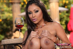 Squeezing boobs and going far on her way - XXX Dessert - Picture 13