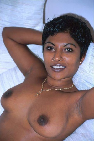 Hot brown Indian sex lovely is showing off herself - XXXonXXX - Pic 12