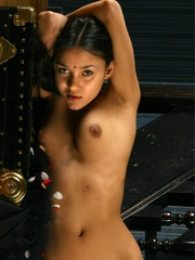 Bet she is most intriguing Indian sex doxy! - XXXonXXX - Pic 2