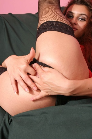 Shoving that wonderful Indian sex thing into her fragile vagina! - XXXonXXX - Pic 2