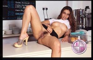 Unbelievable Indian sex stories model making striptease show in the kitchen - XXXonXXX - Pic 2