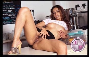 Unbelievable Indian sex stories model making striptease show in the kitchen - XXXonXXX - Pic 3