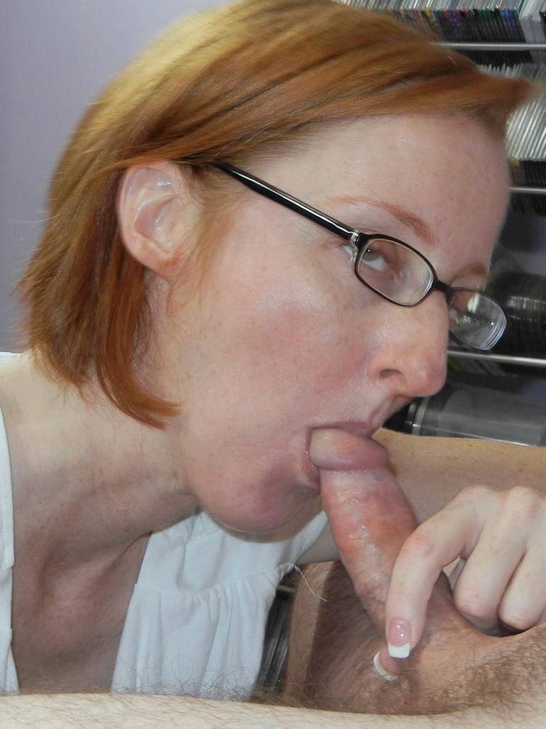 pictures wife redhead cum