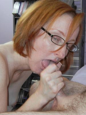 Redhead milf layla redd fucks her mature twat with a toy 8