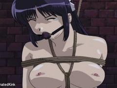 Perfetc body manga girls suffering paing and humiliation - Picture 4
