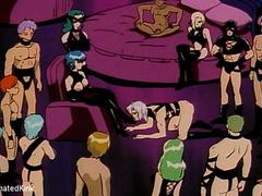 Perfetc body manga girls suffering paing and humiliation - Picture 6