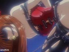 Perfetc body manga girls suffering paing and humiliation - Picture 14