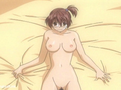 Bdsm art pics os naked brunette hentai beauty gets her - Picture 4