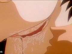 Cum hungry redhead anime hottie practicing her blowjob - Picture 9