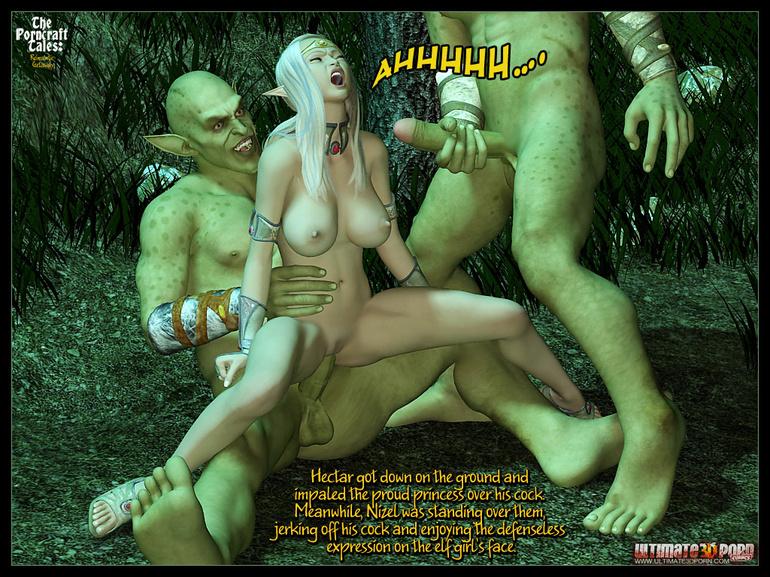 3d bdsm art elf fantasy porn