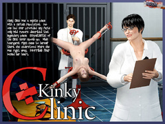 Tied eagle spread busty 3d chick gets - BDSM Art Collection - Pic 1