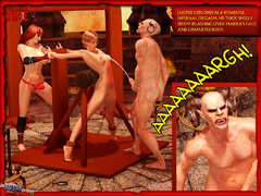 Sexy hungry devil one and his perverted - BDSM Art Collection - Pic 10