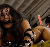 Charley chase brutally disgraced til she cums!