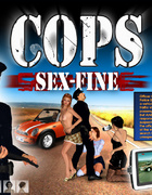 Lucky 3d police officer forced three stunning…