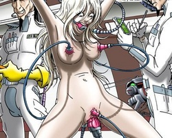 Bdsm art pics of busty naked beauties - BDSM Art Collection - Pic 4