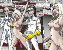 Bdsm art pics of busty naked beauties - BDSM Art Collection - Pic 5