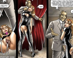 Enslaved young hotties gets ther tight - BDSM Art Collection - Pic 6