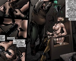 Cartoon slave chicks learns quickly to - BDSM Art Collection - Pic 4