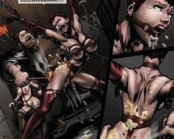 Cartoon slave chicks learns quickly to - BDSM Art Collection - Pic 5
