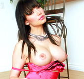 Spectacular MILF interracial kitten with long…