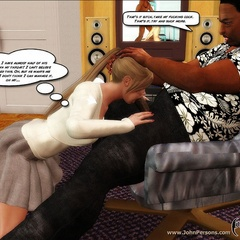 Naughty 3d white stunning nymps gonna be gang banged - Picture 3