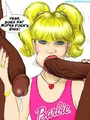 Xxx interracial toon pics of blonde - Picture 2