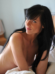 Busty dark haired erotic girlfriend - XXX Dessert - Picture 4